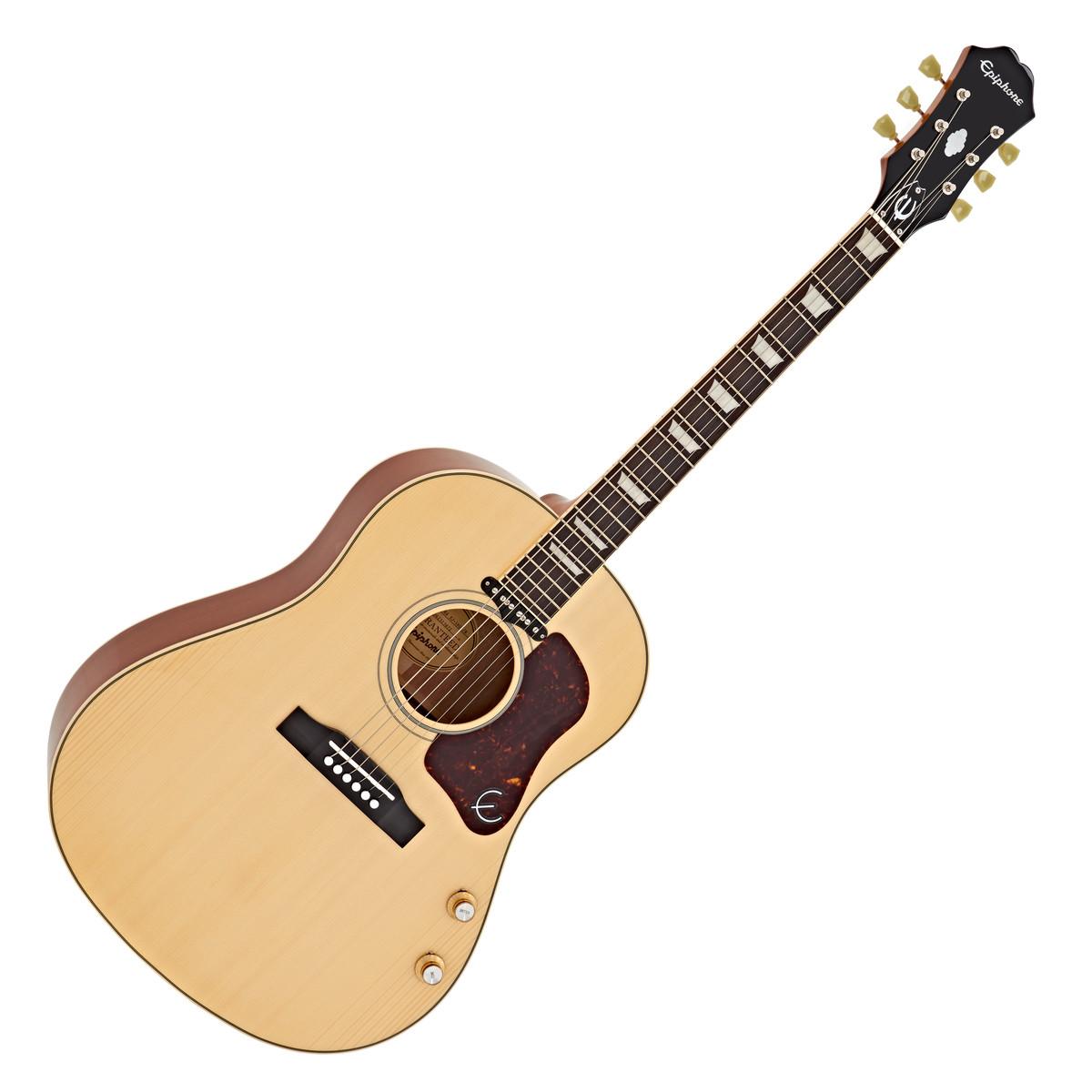 epiphone guitare electro acoustique ltd d ej 160e. Black Bedroom Furniture Sets. Home Design Ideas