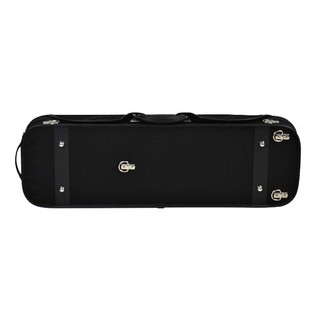 Negri Venezia Violin Case in Black and Beige