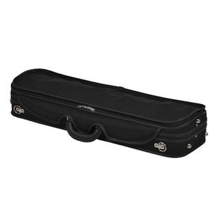 Negri Venezia Violin Case in Black and Beige