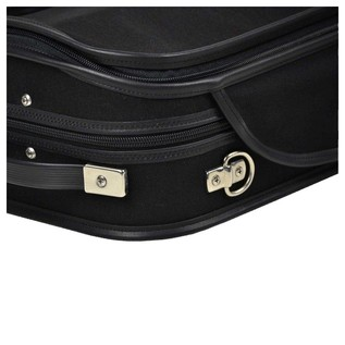 Negri Venezia Violin Case in Black and Blue
