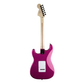 Squier by FenderFSR Affinity Stratocaster HH, Candy Pink Sparkle