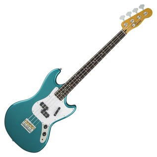 Squier FSR Gary Jarman Signature Bass RW, Ocean Turquoise