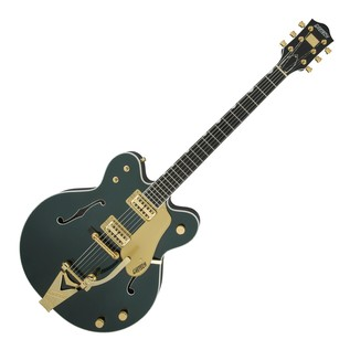 Gretsch G6122T-CG Country Gentleman, Cadillac Green Metallic