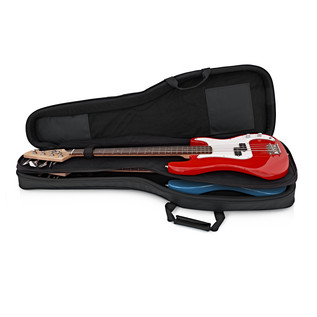 Dual Bass Guitar Gig Bag by gear4music