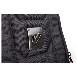 Gruv Gear Flight-Smart Tech Club Bag, Black