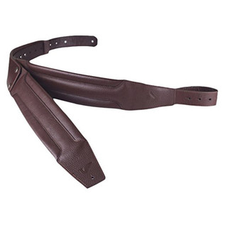 Gruv Gear DuoStrap Signature Ergonomic Guitar Strap, Chocolate