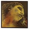 Pirastro Evah Pirazzi oro violín G String, herida plata