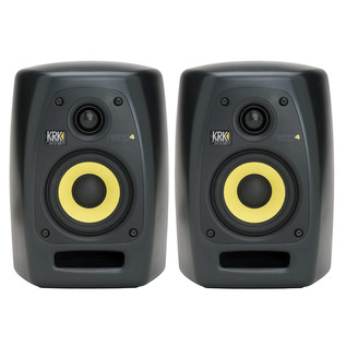 KRK VXT4 Active Studio Monitor, Pair