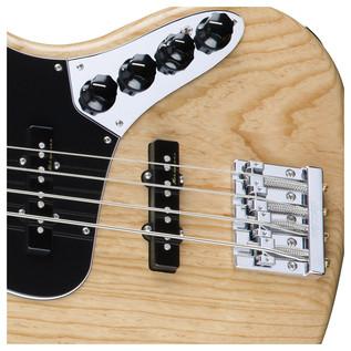Fender Deluxe Jazz Bass Natural