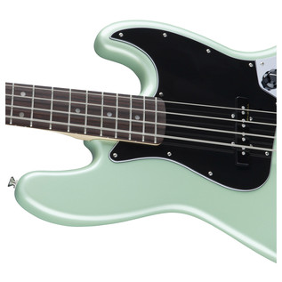 Deluxe Active Jazz Bass Guitar