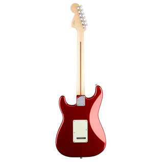 Fender Deluxe Stratocaster HSS Electric Guitar, Red