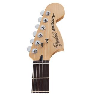 Fender Deluxe Stratocaster HSS Guitar, Tungsten