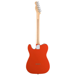 Fender Deluxe Nashville Telecaster Electric Guitar, Red