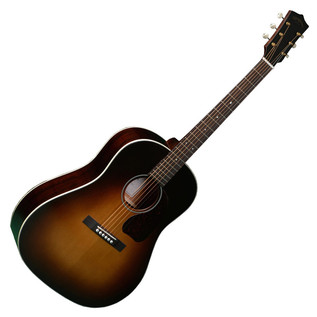 Sigma JM-SG45 Electro Acoustic Guitar, Vintage Sunburst