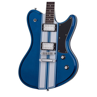 Schecter Ultra GT Special Edition Electric Guitar, Blue
