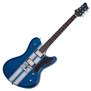 Schecter Ultra GT Special Edition Electric Guitar, Metallic Blue