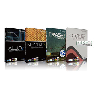 iZotope Music Production Bundle - Bundle Box Art
