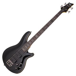 Schecter Omen-4 Bass Guitar,Black