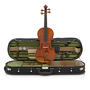 The Messiah Stradivarius Violin Replica, Limited Edition, Full Outfit