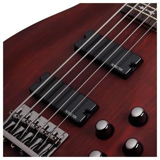 Schecter Omen-5 Bass Guitar