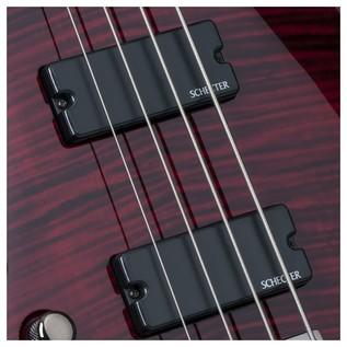 Schecter Omen Extreme-4 Left Handed Bass Guitar