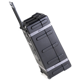 SKB Mid-Sized Drum Hardware Case with Handle - Angled With Handle