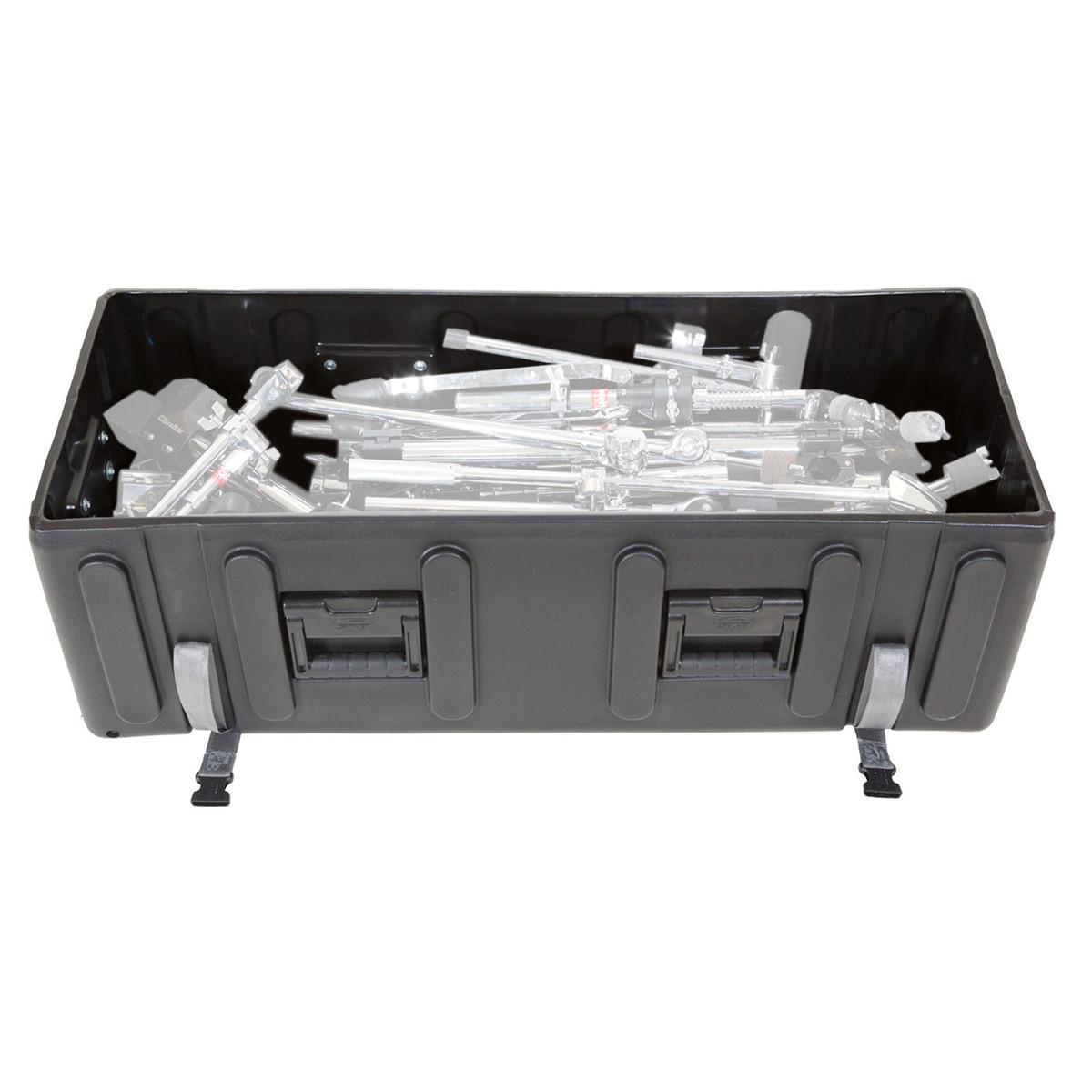 skb large drum hardware case with wheels at. Black Bedroom Furniture Sets. Home Design Ideas