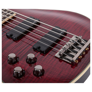 Schecter Omen Extreme-5 Left Handed Bass