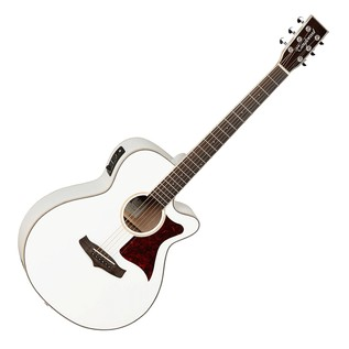 Tanglewood TW4 WH Electro Acoustic, White Gloss