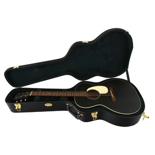Martin 00L-17E Acoustic Guitar, Black Smoke