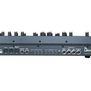 Dave Smith Instruments Pro 2 (Back Panel)