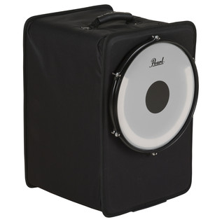 Pearl Bass Case Cajon Bag with Bass Drum Function
