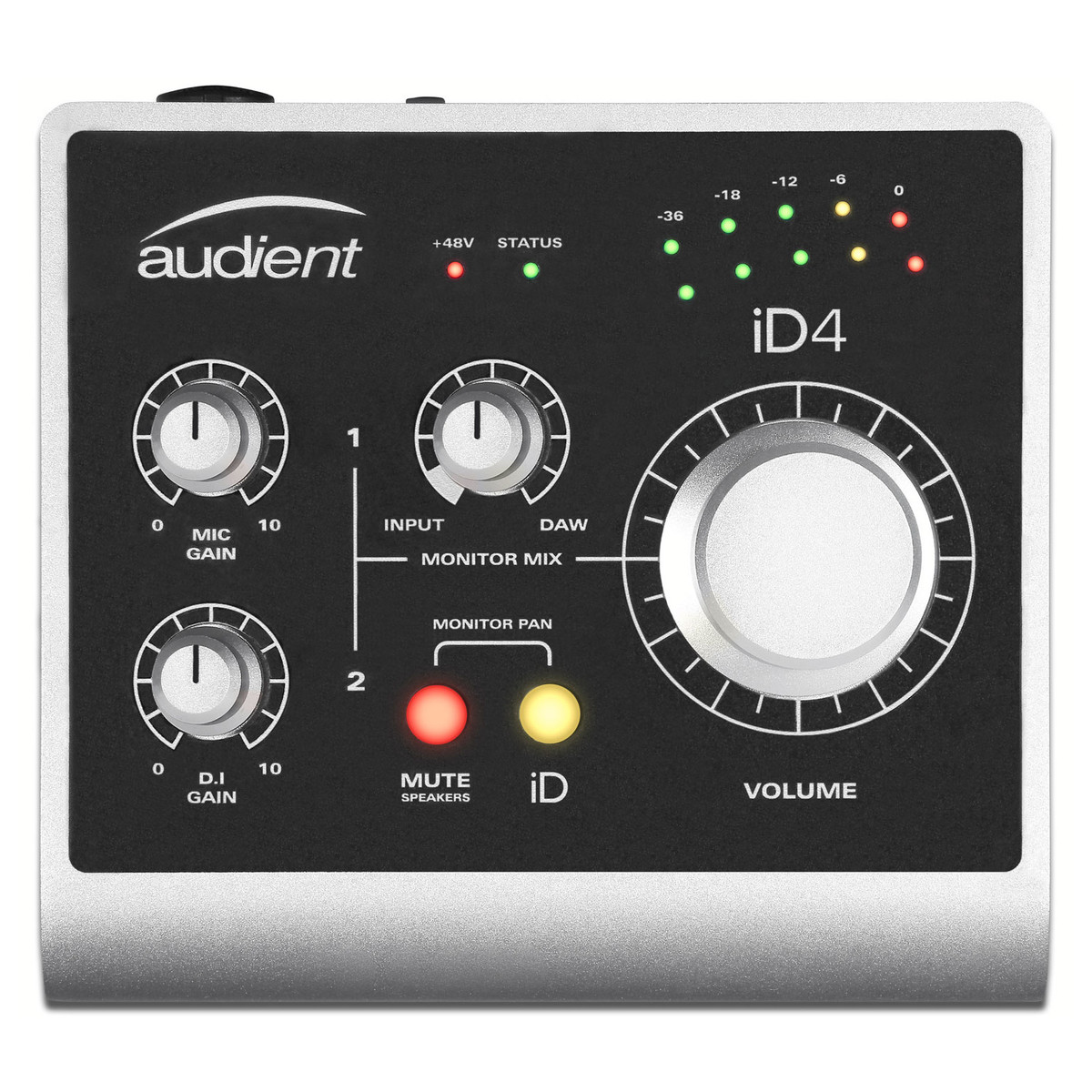 Image of Audient ID4 Audio Interface