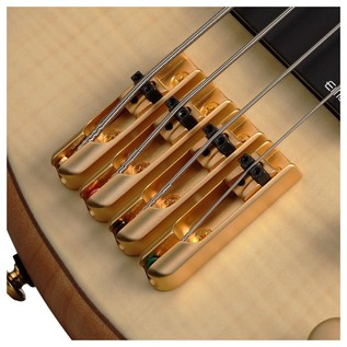 Schecter Stiletto Custom-4 Bass Natural