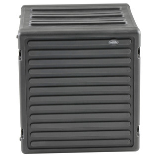 SKB 12U Roto Rack - Front Closed