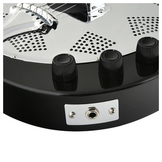 Danelectro 59 Resonator Electric Guitar, Black