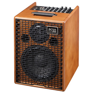 Acus One 8 Acoustic Amp, Wood
