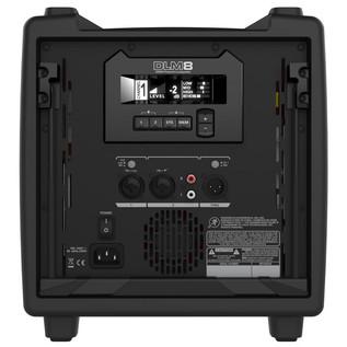 Mackie DLM8 Active PA Speaker (Rear)