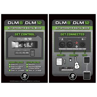 Mackie DLM8 Active PA Speaker (Starter Guide)