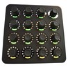 DJ Tech herramientas MIDI Fighter Twister, negro