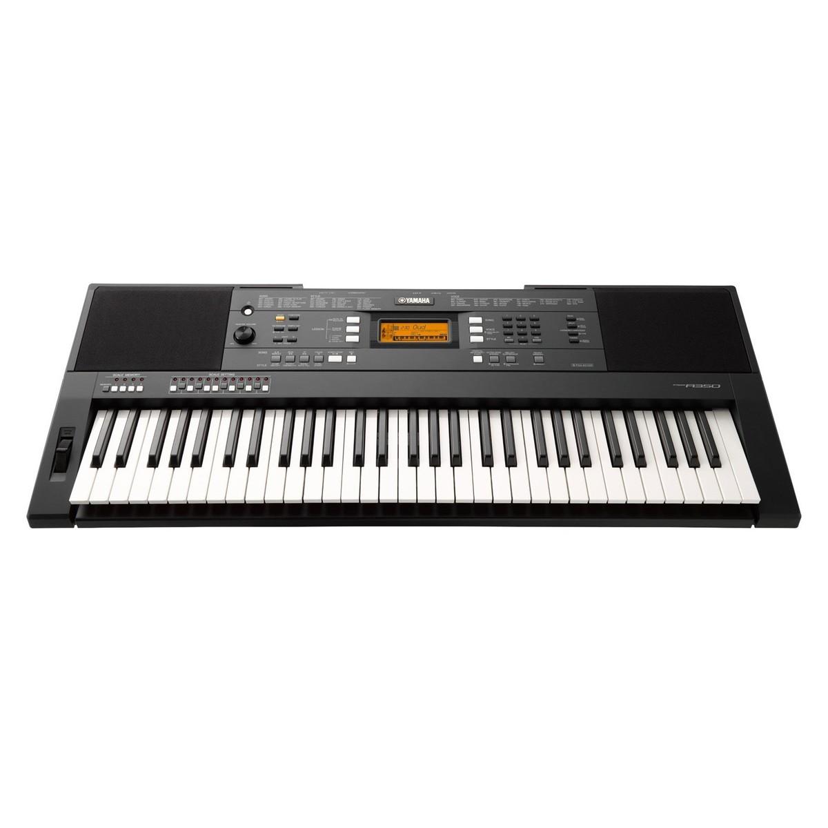 yamaha psr a350 oriental portable keyboard black at. Black Bedroom Furniture Sets. Home Design Ideas