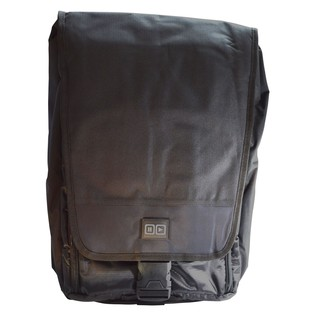 DJ Tech Tools Controller Backpack V2, Black - Front