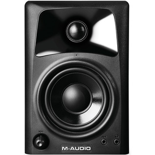 M-Audio AV32.1 2.1-Channel Powered Speaker System - Front View