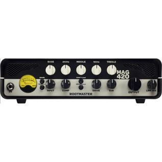 Ashdown Rootmaster 420 Amp Head