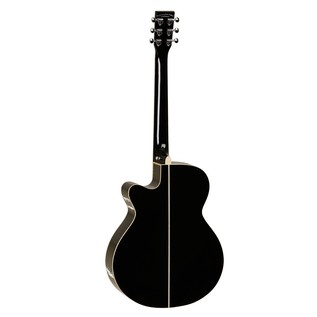 Tanglewood Evolution TSF Folk Cutaway, Black