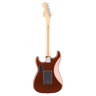 Fender Deluxe Roadhouse Stratocaster Electric Guitar, Copper