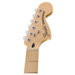 Deluxe Roadhouse Stratocaster Electric Guitar, Copper