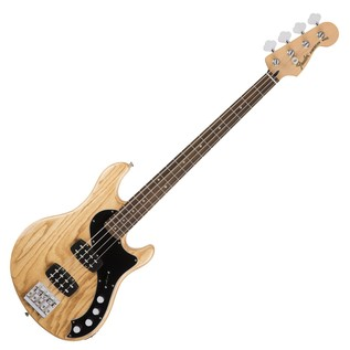 Fender Deluxe Dimension Bass Guitar, Natural