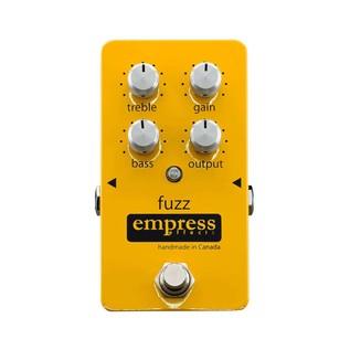 Empress Effects Fuzz Pedal