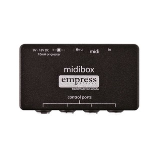Empress Effects Midibox